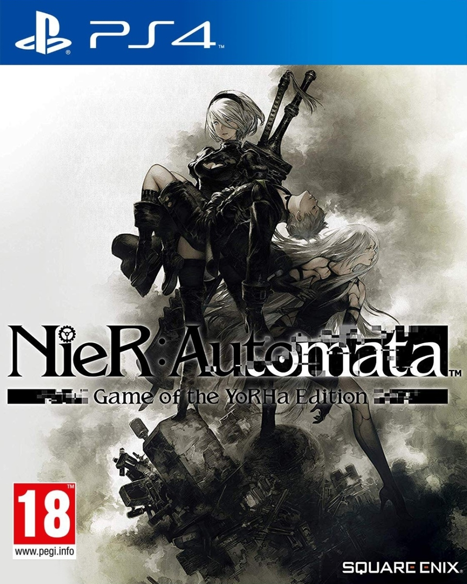 Nier Automata Game of the YoRHa EDITION (PS4)